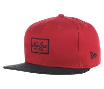 Patched Prime Snapback Cap - Rot