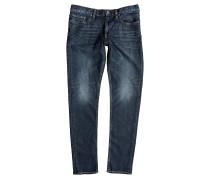 Washed Slim - Jeans für Herren - Grau