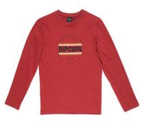 Biggy - Langarmshirt für Jungs - Rot