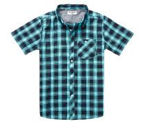 All Day Check - Hemd für Jungs - Blau