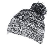 Cold Outside - Mütze für Damen - Schwarz