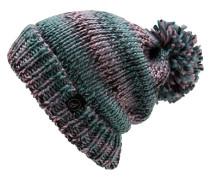 Chevron - Mütze für Damen - Grau