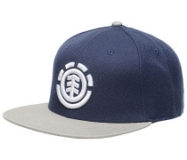 Knutsen B Snapback Cap - Blau