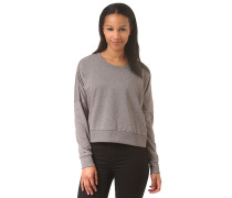 Chapel Crew - Sweatshirt für Damen - Grau
