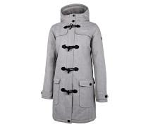Dawn - Mantel für Damen - Grau