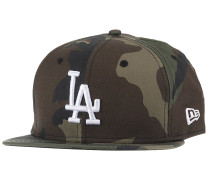 League Essential 950 Los Angeles Dodgers Snapback Cap - Camouflage
