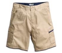 Inlett - Cargo Shorts für Herren - Beige