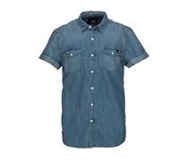 Morro Bay - Hemd für Herren - Blau
