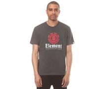 Vertical - T-Shirt - Grau