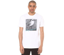 Wanted - T-Shirt für Herren - Weiß