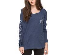Code Rnt - T-Shirt für Damen - Blau