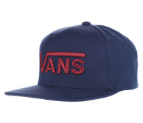 Drop V - Snapback Cap für Herren - Blau