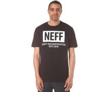 New World - T-Shirt für Herren - Schwarz