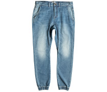 Fonicfix Fleece - Jeans für Herren - Blau