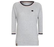 Leidenswerther - Langarmshirt für Damen - Grau