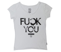 Fyou - T-Shirt für Damen - Weiß