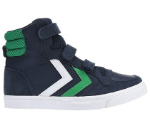 Stadil Lthr Jr Sneaker - Blau