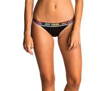 Surf Geo - Bikini Hose für Damen - Schwarz