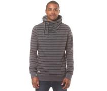 Hooker Stripes - Sweatshirt für Herren - Blau