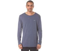 Edge - Langarmshirt für Herren - Blau