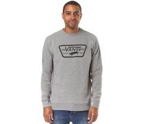 Full Patch Crew - Sweatshirt für Herren - Grau