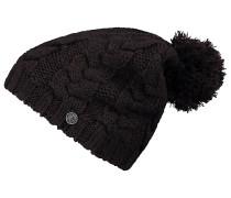 Sera Wool Alpaca Mix - Mütze für Damen - Schwarz