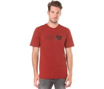 Skyline Dri-Fit Cool GFX - T-Shirt für Herren - Rot