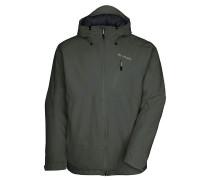 Roga Hardshell - Funktionsjacke für Herren - Grün