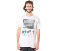 Departure - T-Shirt für Herren - Weiß