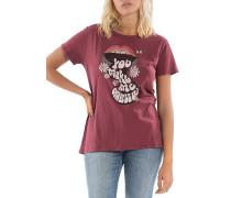 Legacy - T-Shirt für Damen - Braun