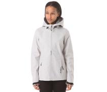 Ayr Solo Premium Softshell - Funktionsjacke für Damen - Grau