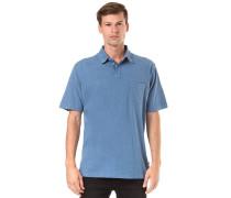 Strolo 6 - Polohemd für Herren - Blau