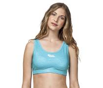 Athletic Bra - Funktionsunterwäsche für Damen - Blau