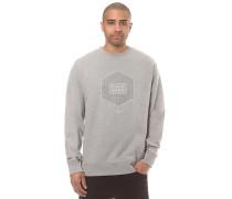 Access Crew - Sweatshirt - Grau