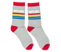 Big Mama - Socken für Herren - Grau