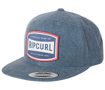 Authentic - Snapback Cap - Blau