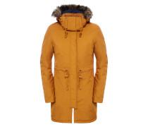 Zaneck - Mantel für Damen - Gelb