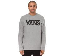 Classic Crew - Sweatshirt für Herren - Grau