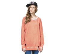 Yasmina - Sweatshirt für Damen - Orange