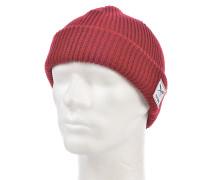 Kreuzkoelln Mütze - Rot