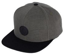 Quarter Fabric - Snapback Cap für Herren - Grün