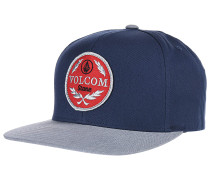 Cresticle - Snapback Cap für Herren - Blau