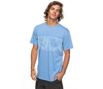Mantra Right - T-Shirt - Blau