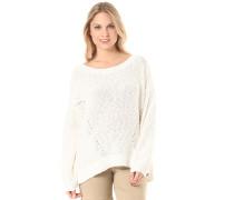 Farewell - Strickpullover für Damen - Weiß