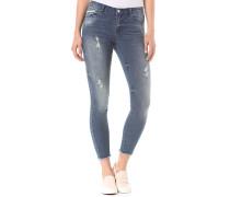 Vicommit RW 5P 7/8 - Jeans für Damen - Blau