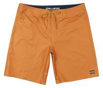 All Day X Print 18 - Boardshorts - Orange