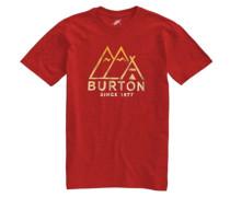 Foothills Rpet - T-Shirt für Herren - Rot
