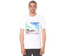 Freddy Booth - T-Shirt für Herren - Weiß