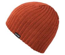 Vert RibMütze Orange