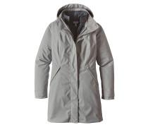 Vosque 3-in-1 - Mantel für Damen - Grau